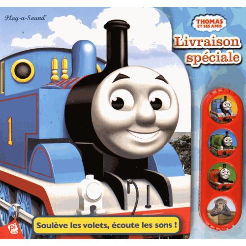 Thomas et ses amis ; livraison spéciale