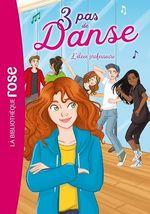 3 pas de danse 08 - L'élève professeure  - Morival/Lezziero - Lisette Morival