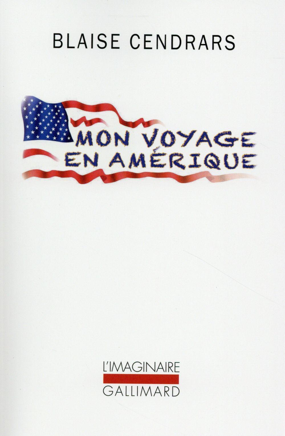 Mon voyage en Amérique
