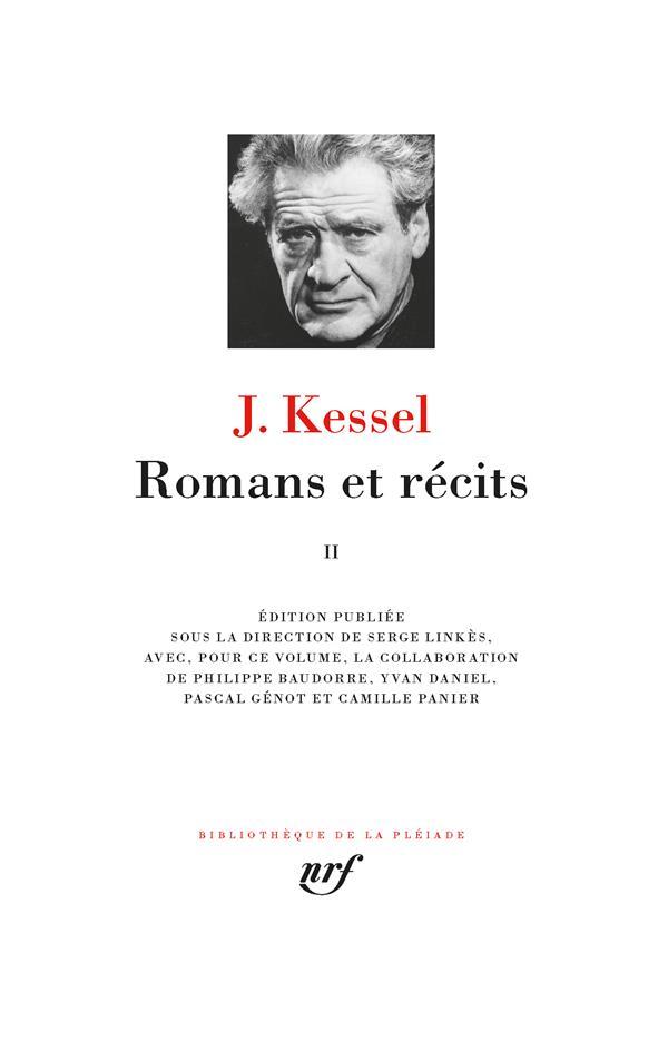 ROMANS ET RECITS T.2