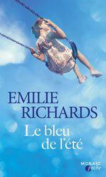 Vente EBooks : Le bleu de l'été  - Emilie Richards