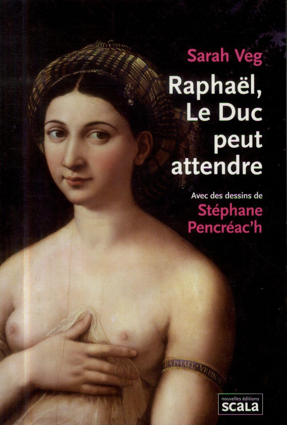 RAPHAEL LE DUC PEUT ATTENDRE