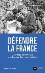 Vente Livre Numérique : Défendre la France