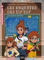 Vente Livre Numérique : Les enquêtes des Tip Top - Les plans secrets CE1/CE2 dès 7 ans  - Christine Palluy