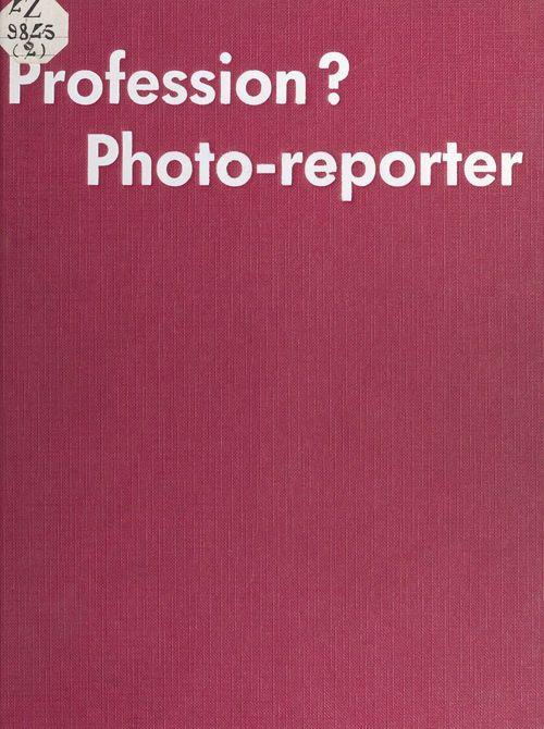 Photo-reporter
