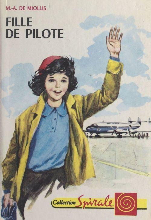 Fille de pilote