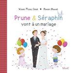 Vente Livre Numérique : Prune et Séraphin vont à un mariage  - Karine Marie Amiot