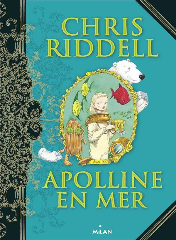 APOLLINE T.3  -  APOLLINE EN MER RIDDELL-C