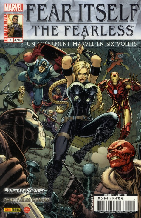 Fear Itself : The Fearless 03