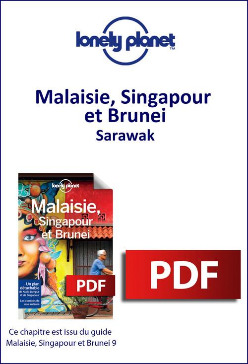 Malaisie, Singapour et Brunei - Sarawak  - Lonely Planet Eng