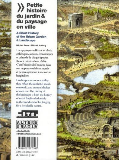 Petite histoire du jardin et du paysage en ville a travers les ages