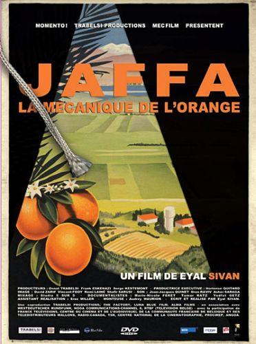 Jaffa, la mecanique de l'orange