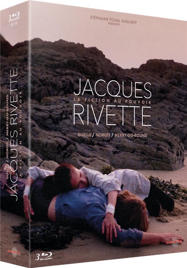 Jacques Rivette - La fiction au pouvoir en trois films : Duelle / Noroît / Merry-Go-Round