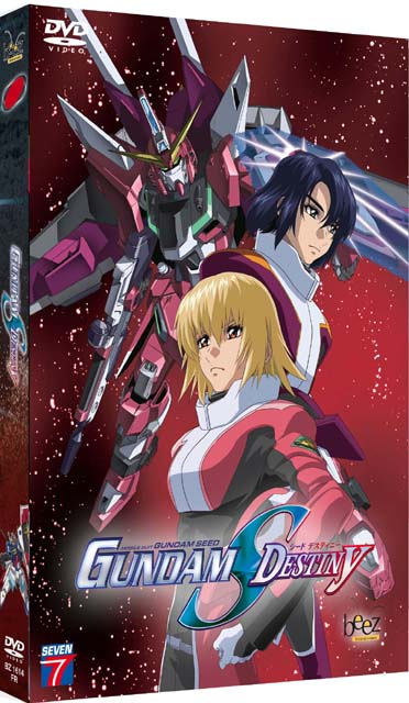 Mobile Suit Gundam Seed Destiny - Vol. 8