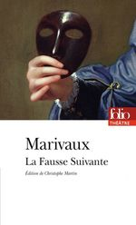Vente EBooks : La Fausse Suivante ou Le Fourbe puni  - MARIVAUX
