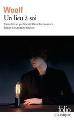 Vente Livre Numérique : Un lieu à soi  - Virginia Woolf