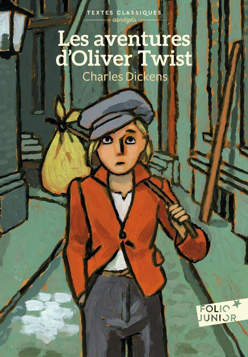 Les aventures d'Oliver Twist (version abrégée)