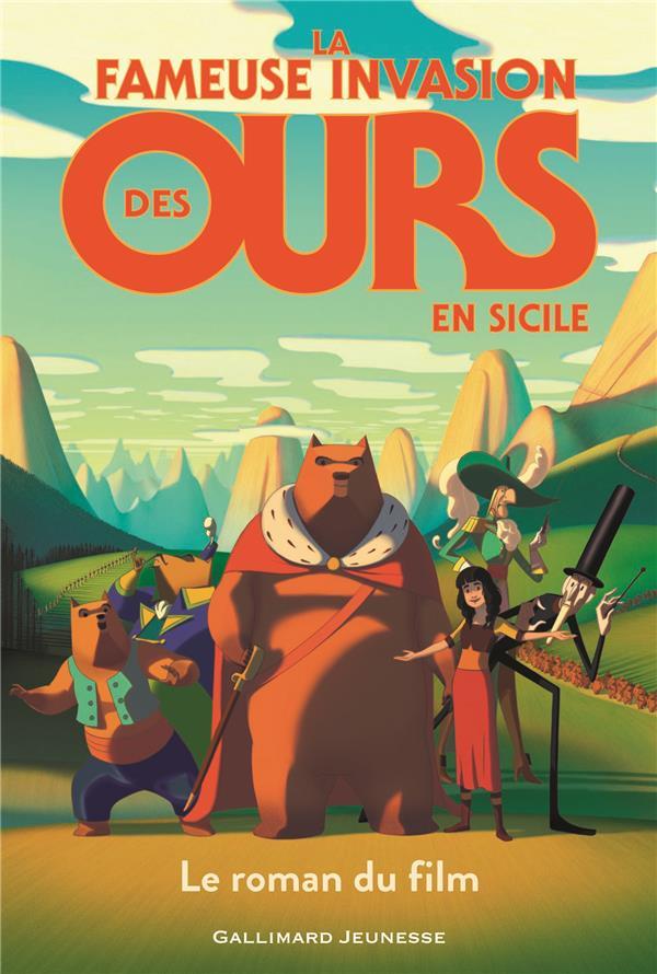 La fameuse invasion des ours en Sicile ; le roman du film