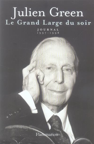 Le grand large du soir ; journal (1997-1998)