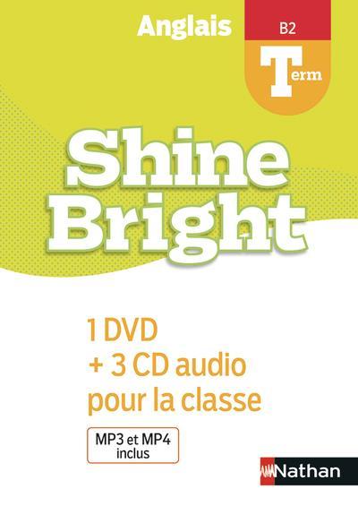 Shine Bright ; anglais ; terminale ; B2 ; livre du professeur (édition 2020)