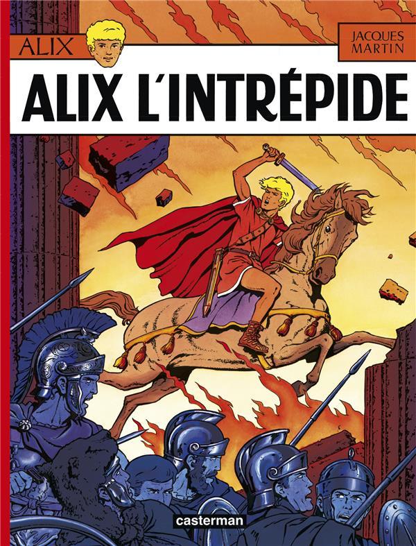 Alix T.1 ; Alix l'intrépide