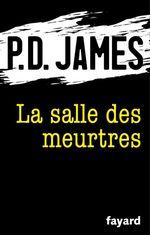 Vente Livre Numérique : La salle des meurtres  - Phyllis Dorothy James - P.D. James