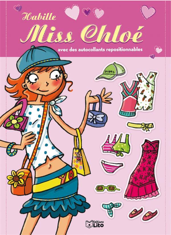 Miss chloé, lucie, emma