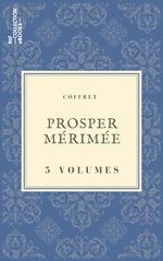 Vente Livre Numérique : Coffret Prosper Mérimée  - Prosper Mérimée