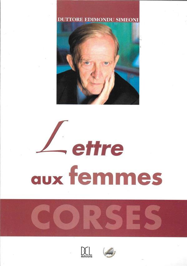 Lettres aux femmes corses