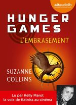 Vente AudioBook : Hunger Games : L'Embrasement - Tome 2  - Suzanne Collins