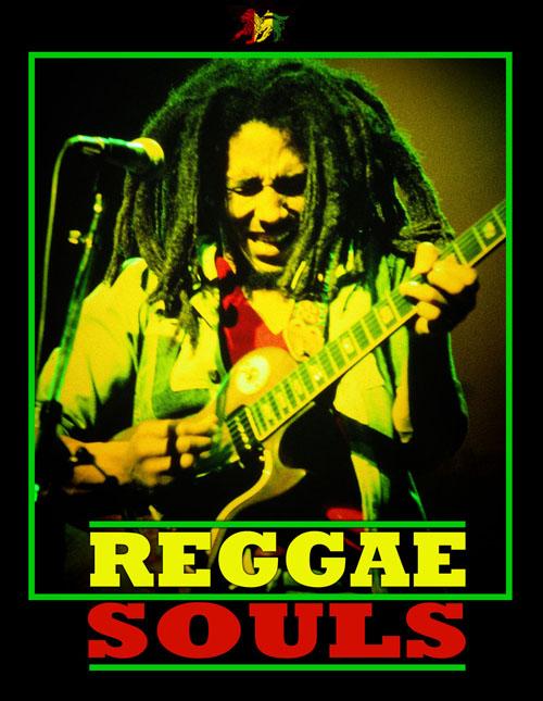 Reggae souls ; ballade en Jamaïque ; 30 ans de figures et d'âme du reggae