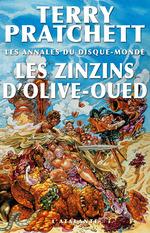 Vente Livre Numérique : Les Zinzins d'Olive-Oued  - Terry Pratchett