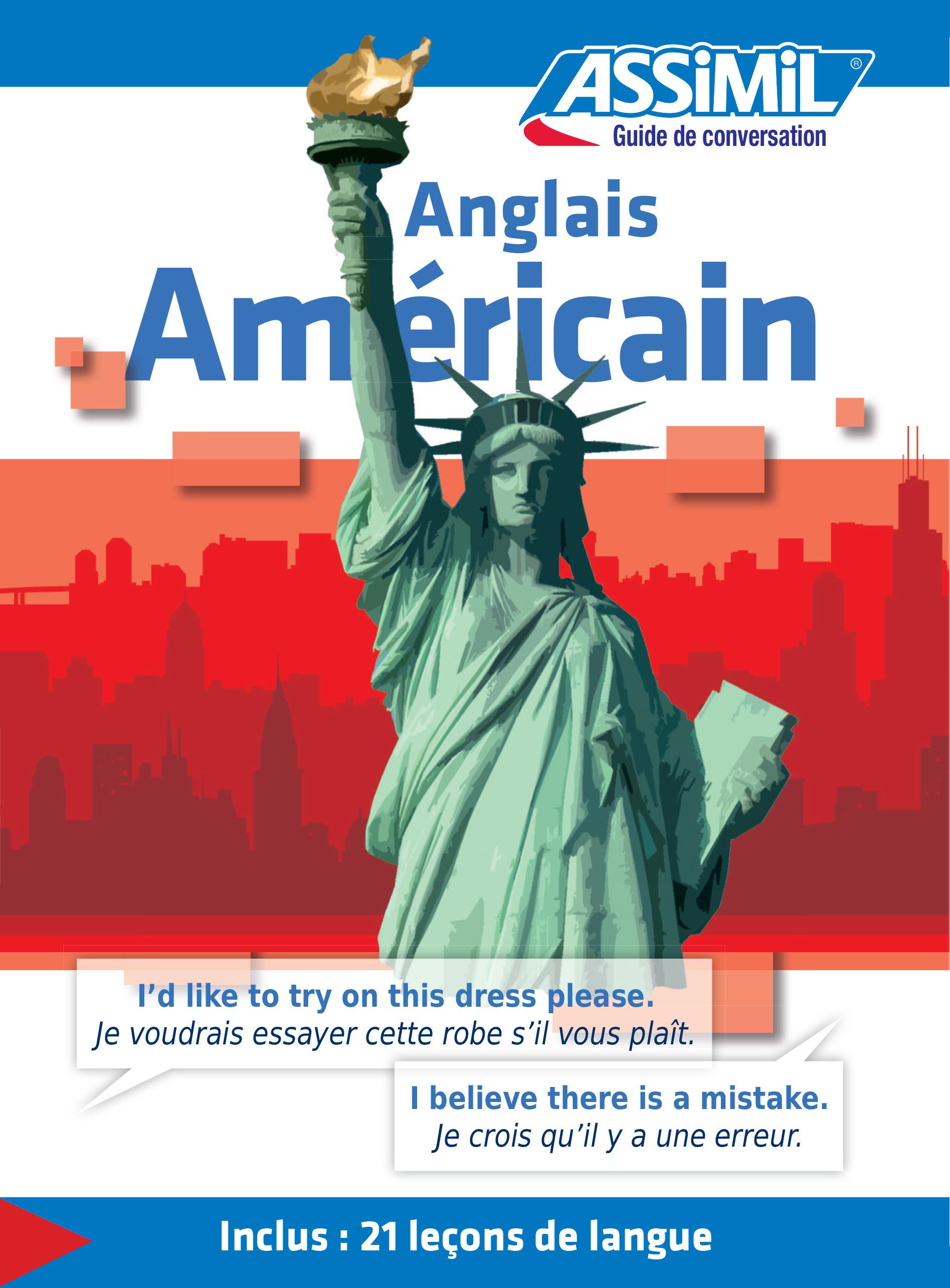 Anglais américain - Guide de conversation