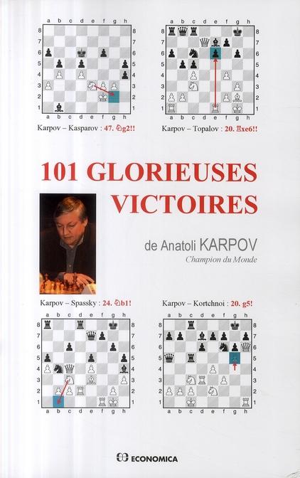 101 glorieuses victoires