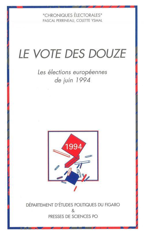 Le vote des douze