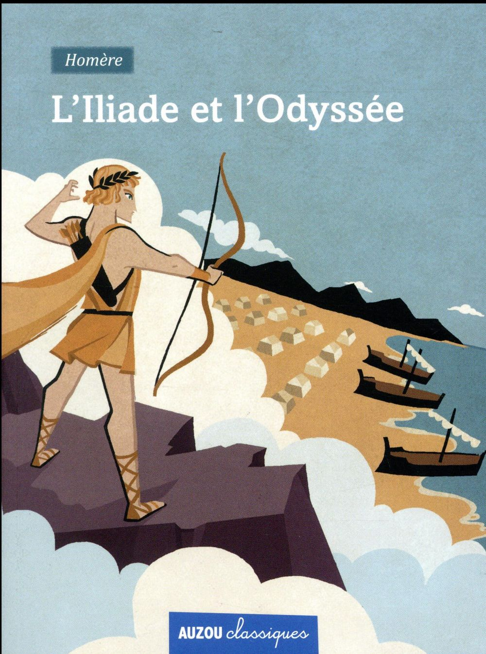 L'Iiiade Et L'Odyssee