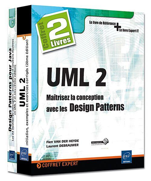 UML 2 ; maîtrisez la conception avec les Design Patterns