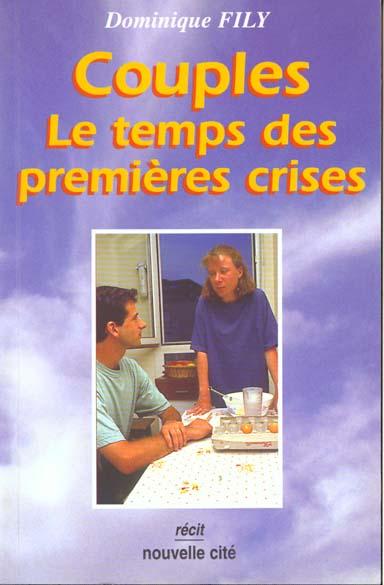 couples le temps des premieres crises