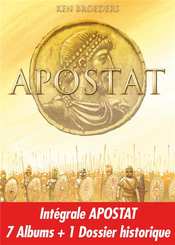 Apostat ; INTEGRALE T.1 A T.7