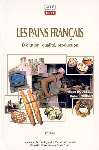 Les pains français (2e édition)