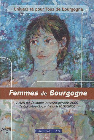 femmes de Bourgogne