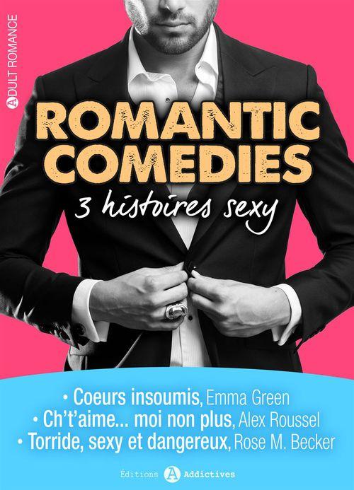 Romantic Comedies - 3 histoires sexy