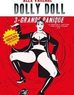 Vente Livre Numérique : Dolly Doll : La véridique histoire d'une nymphomane 2.0 T03  - Alex Varenne