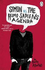 Vente Livre Numérique : Simon vs. the Homo Sapiens Agenda  - Becky Albertalli