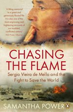 Chasing the Flame  - Power Samantha