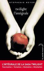 Vente Livre Numérique : Twilight ; l'intégrale  - Stephenie Meyer