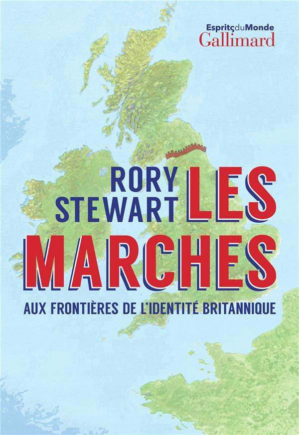 Les marches ; aux frontières de l'identité britannique