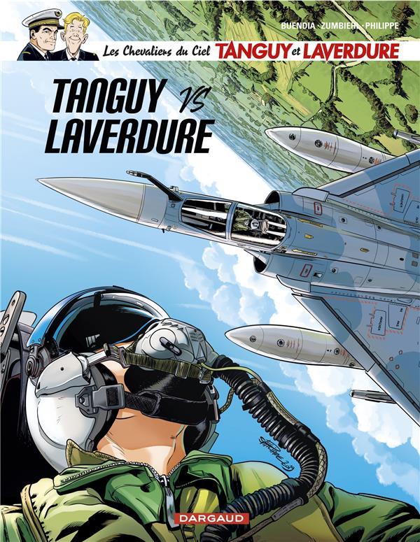 Les nouvelles aventures de Tanguy et Laverdure, les chevaliers du ciel T.9 ; Tanguy vs Laverdure