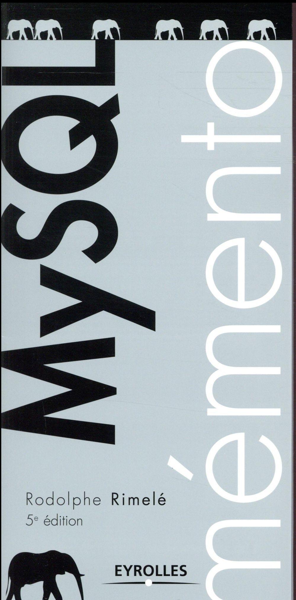 MySQL (5e édition)