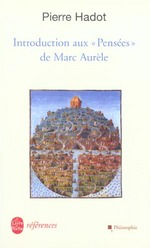 Couverture de Introduction Aux Pensees De Marc Aurele